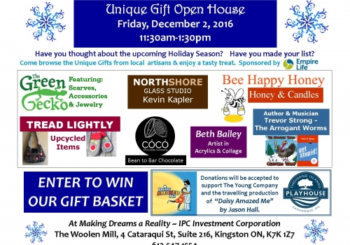 Unique Gift Open House